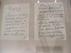 Manifesto de Henri Matisse