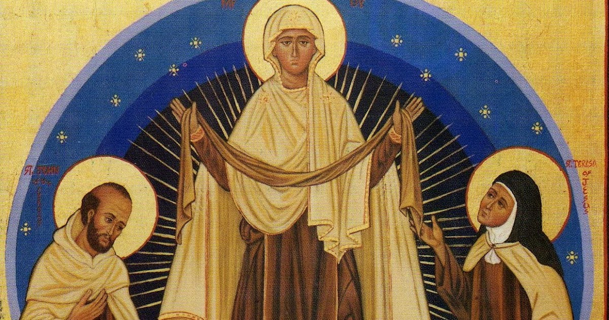 Carmel in the Desert: Our Lady, Mother of Divine Grace