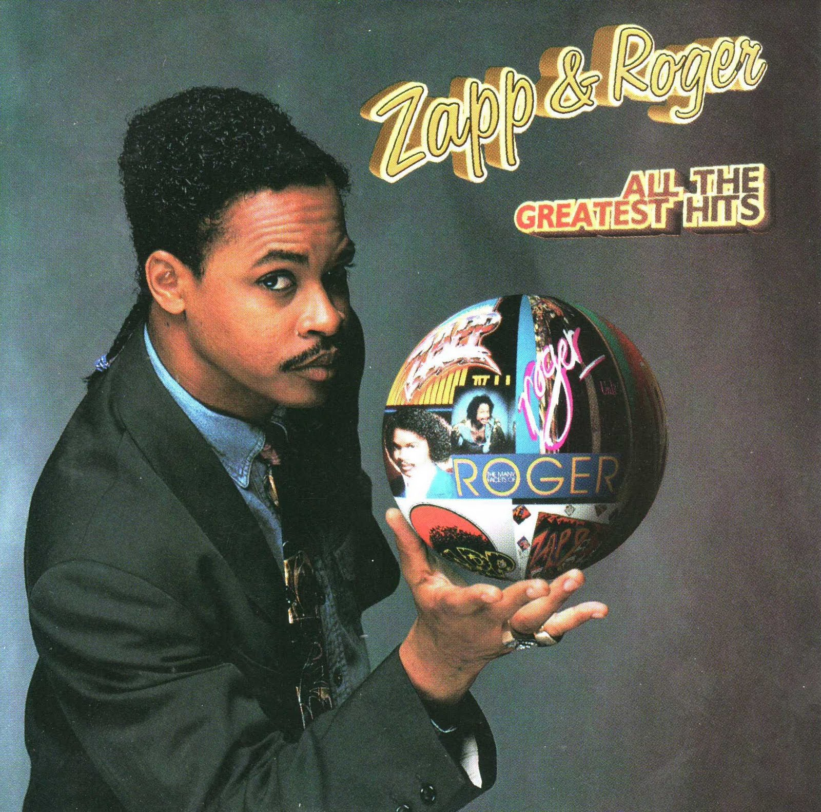 U E P M F M F M F E The Zapp Amp Roger Collection