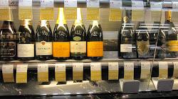 Champagne - Alltid i glasen!
