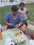 Día de la Mujer:Feria de platos
