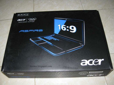 aspire 4740g box