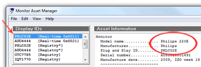 Monitor Asset Manager