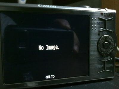 CHDK on Canon Camera