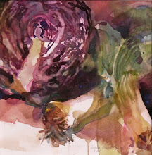 Red Cabbage and Leeks