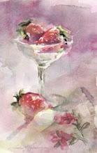 Strawberry Goblet