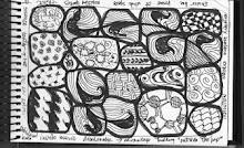 Mosaic Doodle
