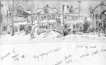 Inner City Sketch