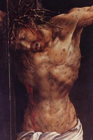 isenheim+altarpiece.+detail.+crucifixion.matthias+grunewald.1515.jpg