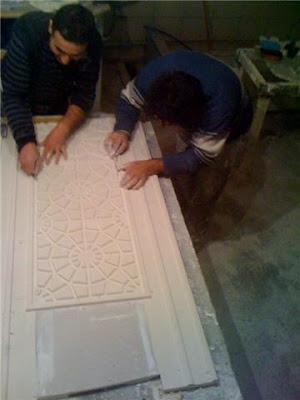 Alçı kemer kalıbı imalatı alçı kemer kalıpları motifli nakışlı desenli sade