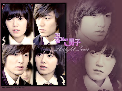 boys before flower goo jun pyo geum jan di wallpaper