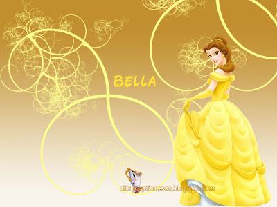 Princesa Bella walpaper 800x600