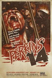 фильм ужасов Perkins 14