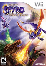 Spyro, dawn of the dragon (2008)