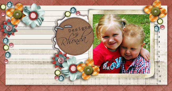 Designs by Rhonda