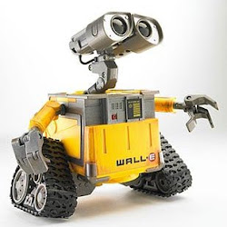 give me this, wall-e dancing robot