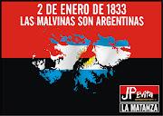 LAS MALVINAS SON ARGENTINAS. las malvinas son argentinas