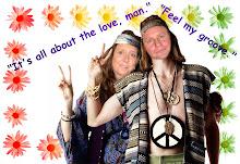 Meg og min mann!