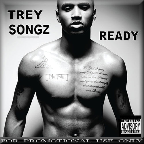 album trey songz ready. Trey Songz - Ready(Retail)