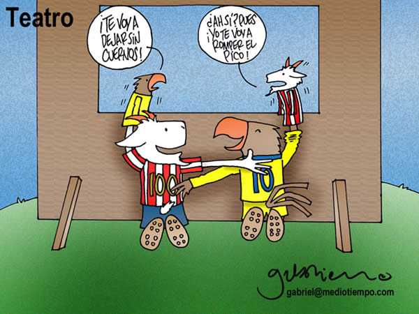imagenes chistosas de america contra chivas - Fotos de anti Chivas Humor americanista Club America