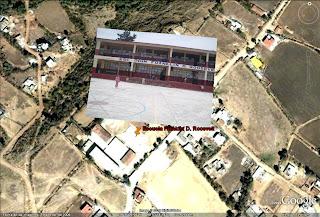 Mi Escuela En El Mapa Esc Primaria
