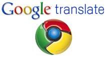 Google Chrome Çeviri Desteği