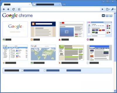 Google Chrome Klasik Tema