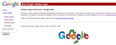 Google Holiday - Googlechromeindir.com
