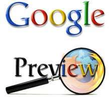 Google Site Önizleme (Google Prewiev)