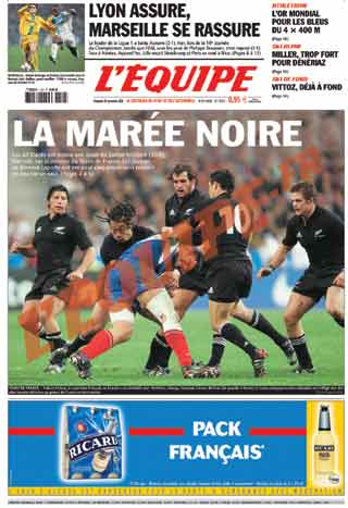 Les Magazines Football