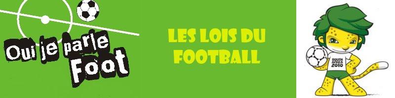 Les lois du Football