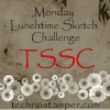 Technostamper Monday Lunchtime Sketch Challenge