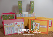 Bunny Pants tutorial with matching cards