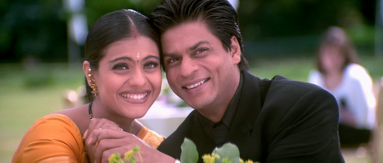srk and kajol