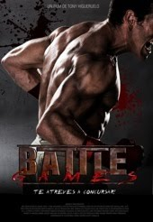 "Teaser al completo de ""BATTLE GAMES"" 1"