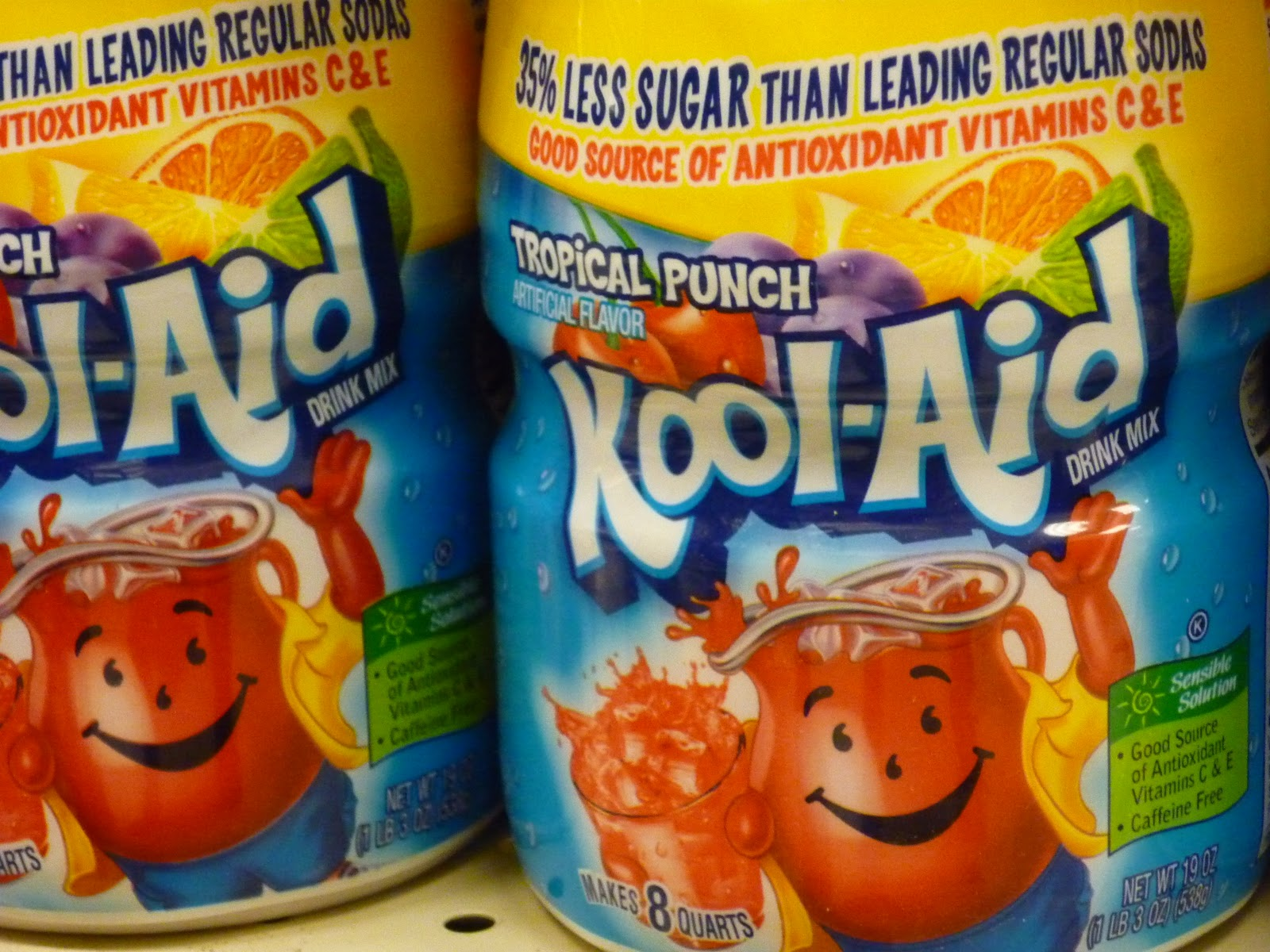 Kool Aid Ingredients
