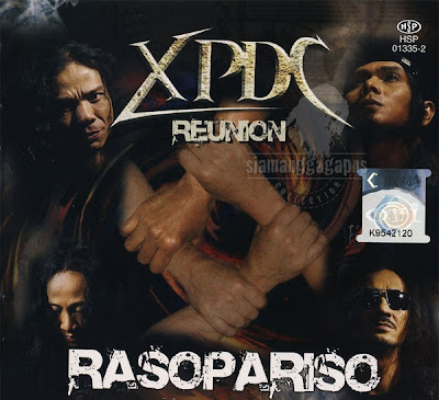 XPDC - Rasopariso MP3