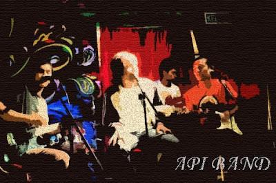 A.P.I - Pelita [Noh (Hujan), Lan (Typewriter), AJ (Pop Shuvit), Imran (OBS) & Loque Monoloque (Butterfingers)] MP3