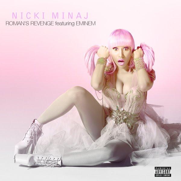 Eminem - Roman's Revenge Lyrics (Nicki Minaj) I am not Jasmine, I'm Aladdin