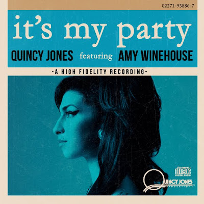Quincy Jones - It's My Party (Feat. Amy Winehouse) Lyrics