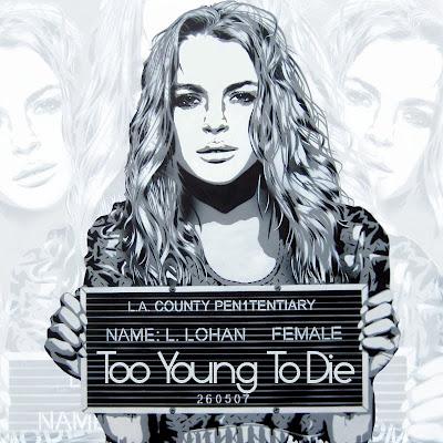 Lindsay Lohan - Too Yo... Lindsay Lohan Lyrics
