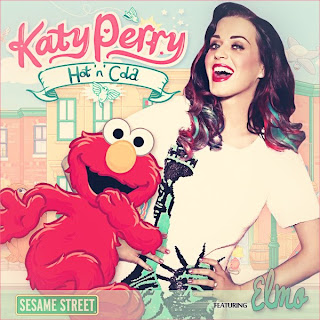Katy Perry - Hot N Cold (Sesame Street Version) Lyrics