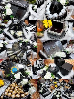 Gubahan (Black & White)