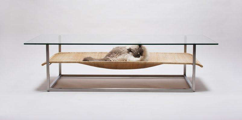 La table basse pour chat - Table basse originale design ...