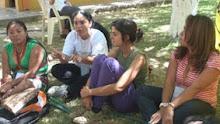 EN TIQUIPAYA, BOLIVIA, CUMBRE DE LOS PUEBLOS, LA MESA FEMINISTA LATINOAMERICANA