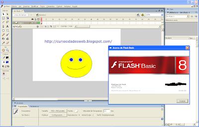 Video pada macromedia flash 8