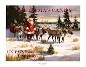 """Christmas Candy di... """"Un punto Un arte"""""""