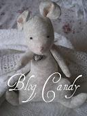 """Blog Candy di ringraziamento di...""""Il mio piccolo angolo creativo"""""""