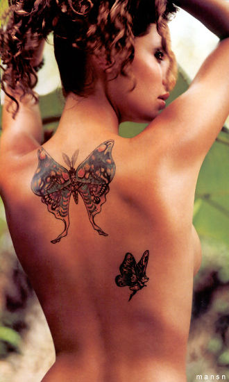 Ana Paula celebrity tattoos. Ana Paula is a Brazilian model and actress.