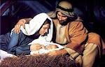 José, María y Jesús. Dios-Amor necesita del amor